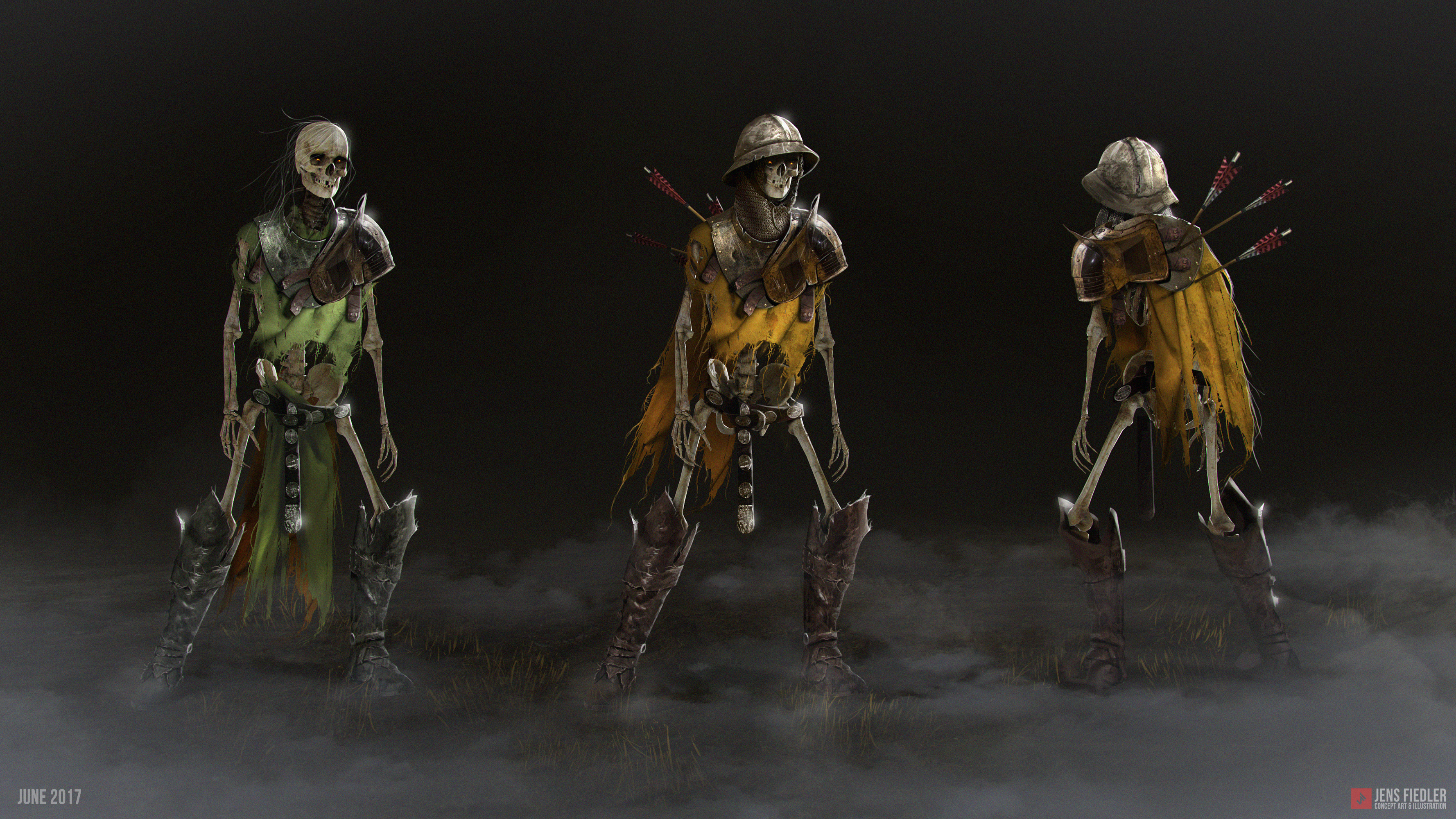 Skeleton Concepts
